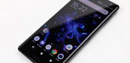 Revew: Sony Xperia XZ2