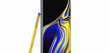 Samsung Galaxy Note 9 Announced